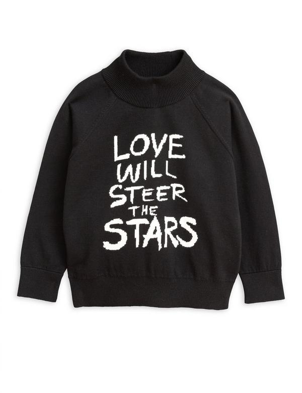 Love Knitted Sweater 2-6 Years