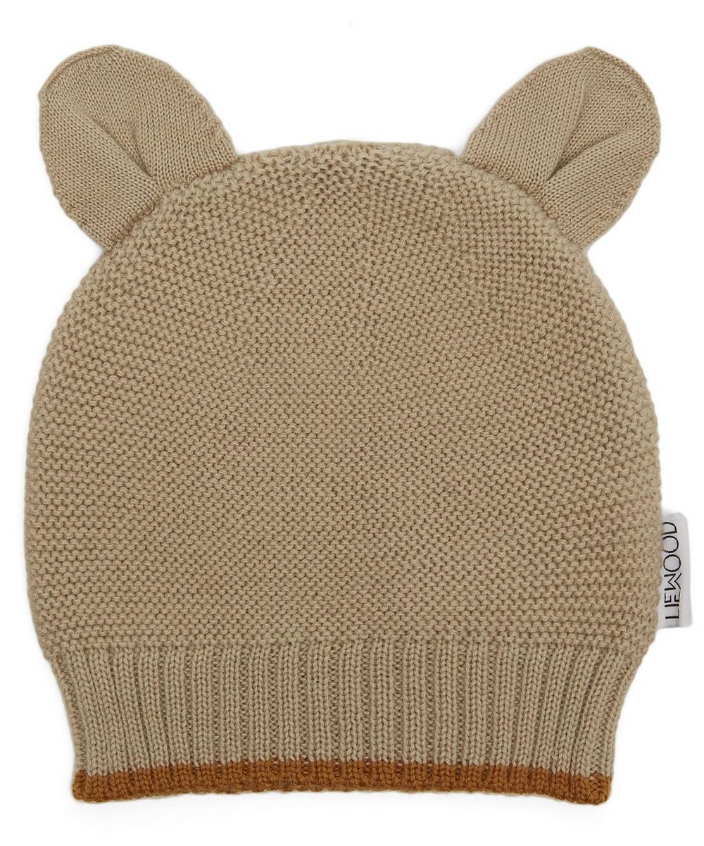 Viggo Bear Knit Hat 0-24 Months