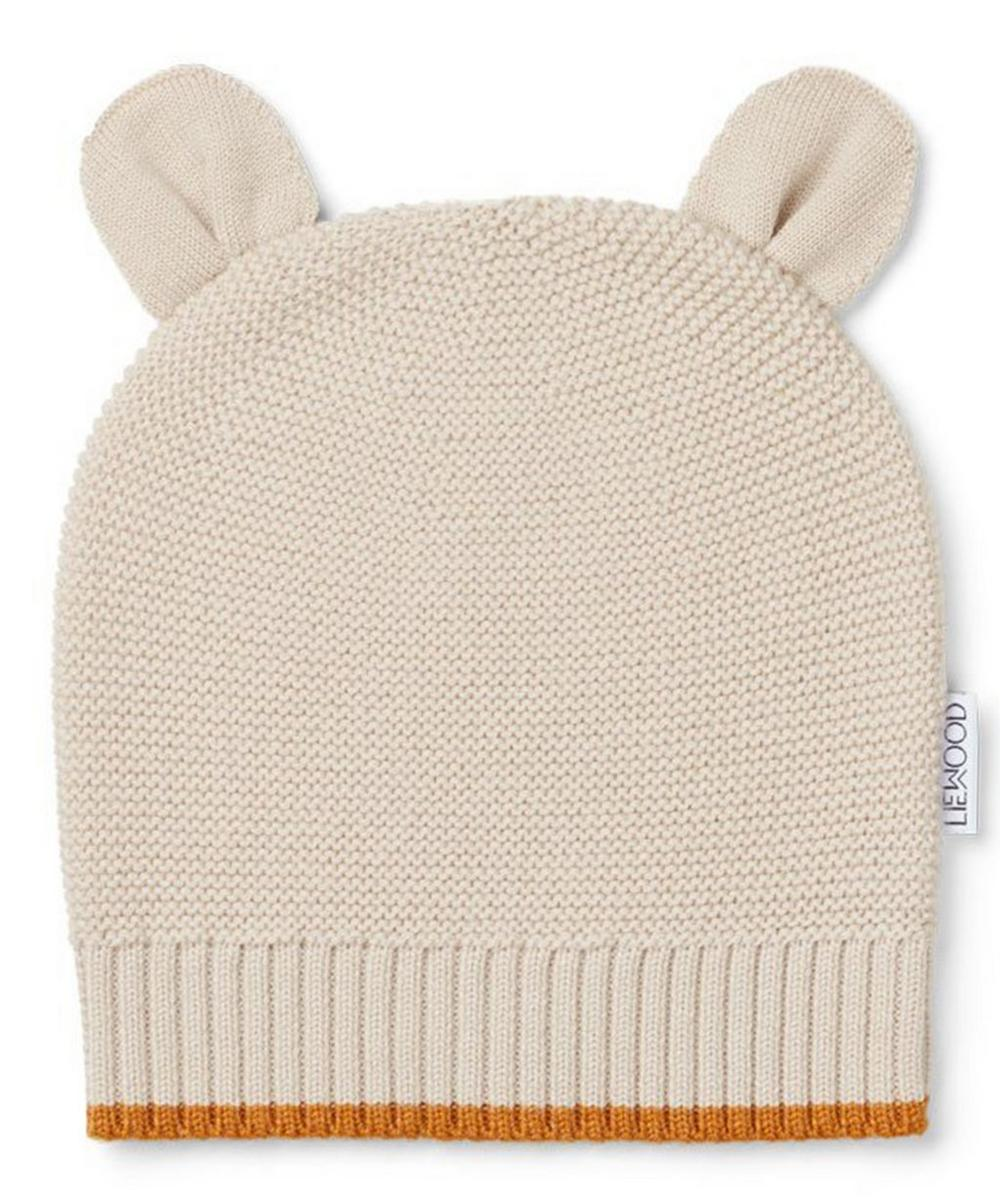 Viggo Bear Knit Hat 3 Years