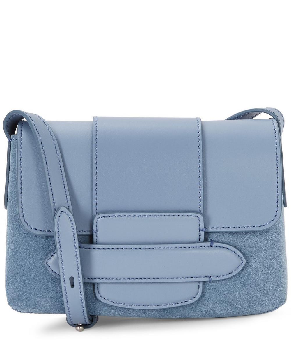 MICHINO Phedra Cross-Body Bag in Ciel