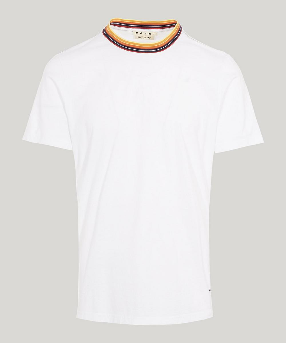 Contrast Bonded T-Shirt