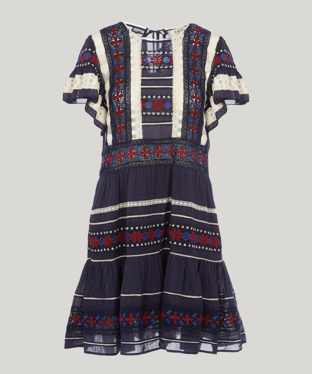 SEA NY ILA TUNIC DRESS