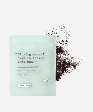 Coconut Coffee Scrub 200g