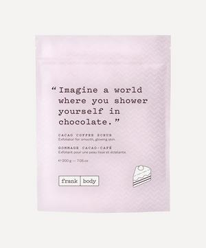 Cacao Coffee Scrub 200g