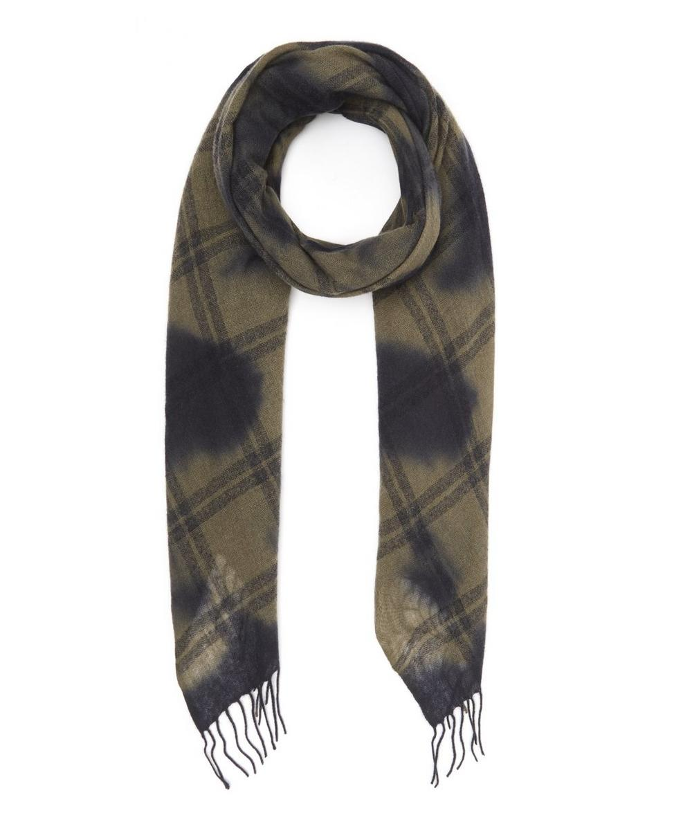 PAS DE CALAIS LIGHT CHECK SCARF