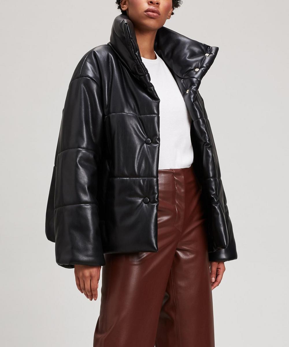 45fc48aea490a3 Hide Vegan Leather Jacket | Liberty London