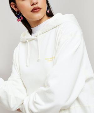 Oversize Logo Hoodie