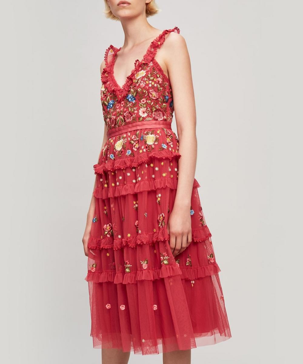 PANDORA STRAPPY CAMI DRESS