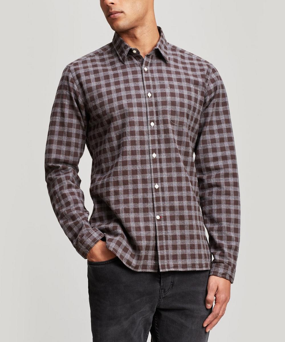 New York Check Shirt