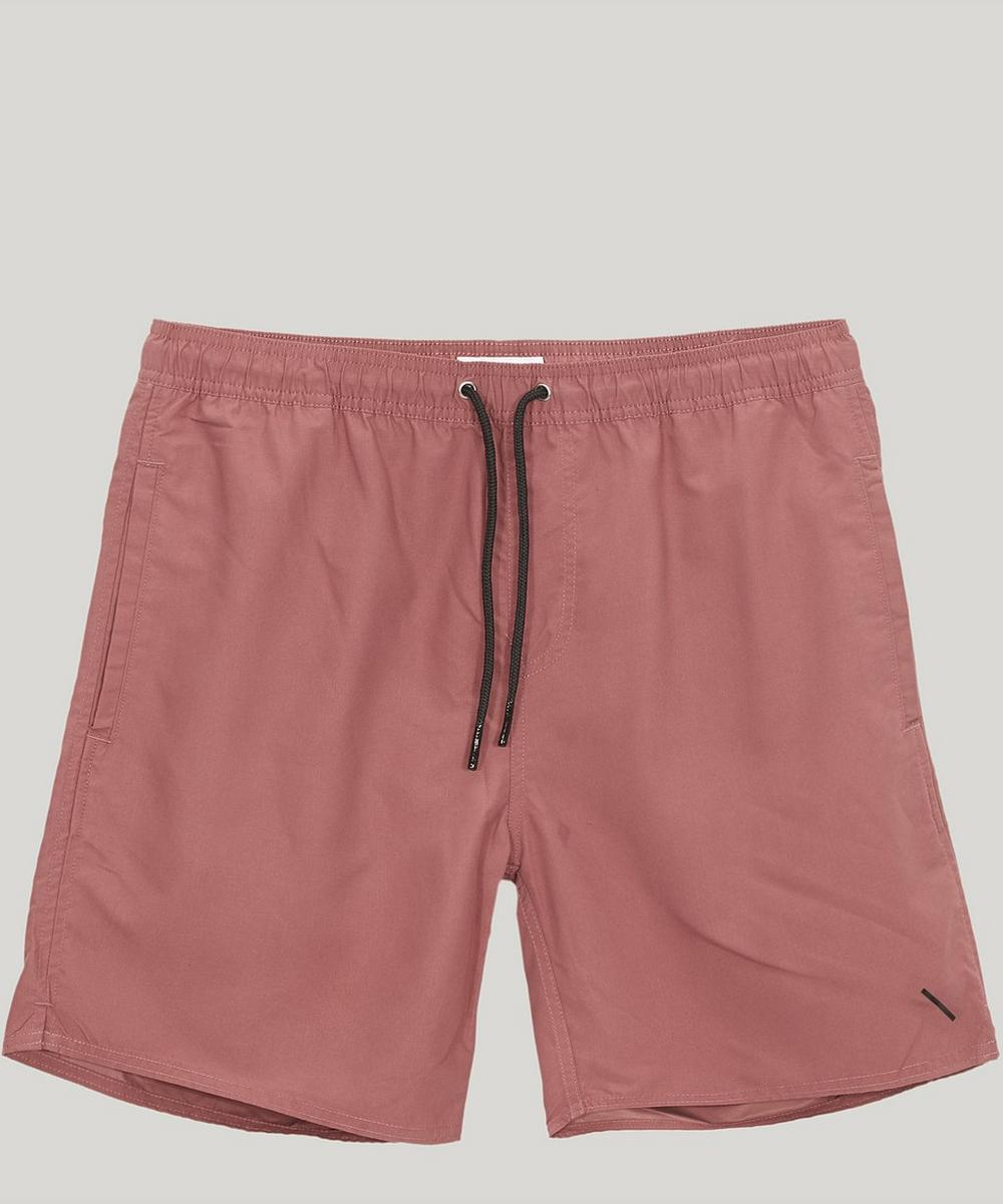 450a09399c Timothy Solid Swim Shorts   Liberty London