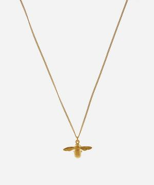 Gold-Plated Bee Children's Necklace