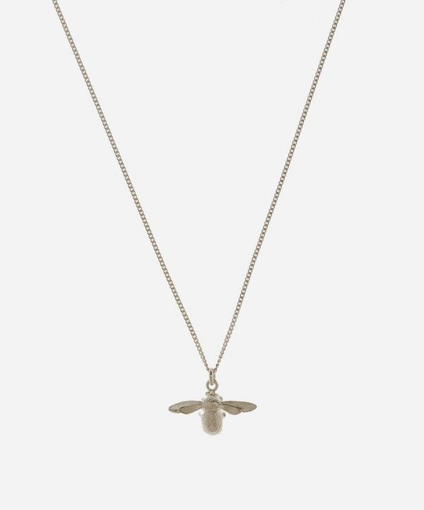Sterling Silver Bee Children's Necklace
