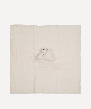 Swan Cuddle Cloth