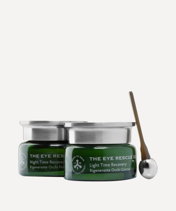 SEED TO SKIN - The Eye Rescue Light Time Recovery and Night Time Recovery Duo