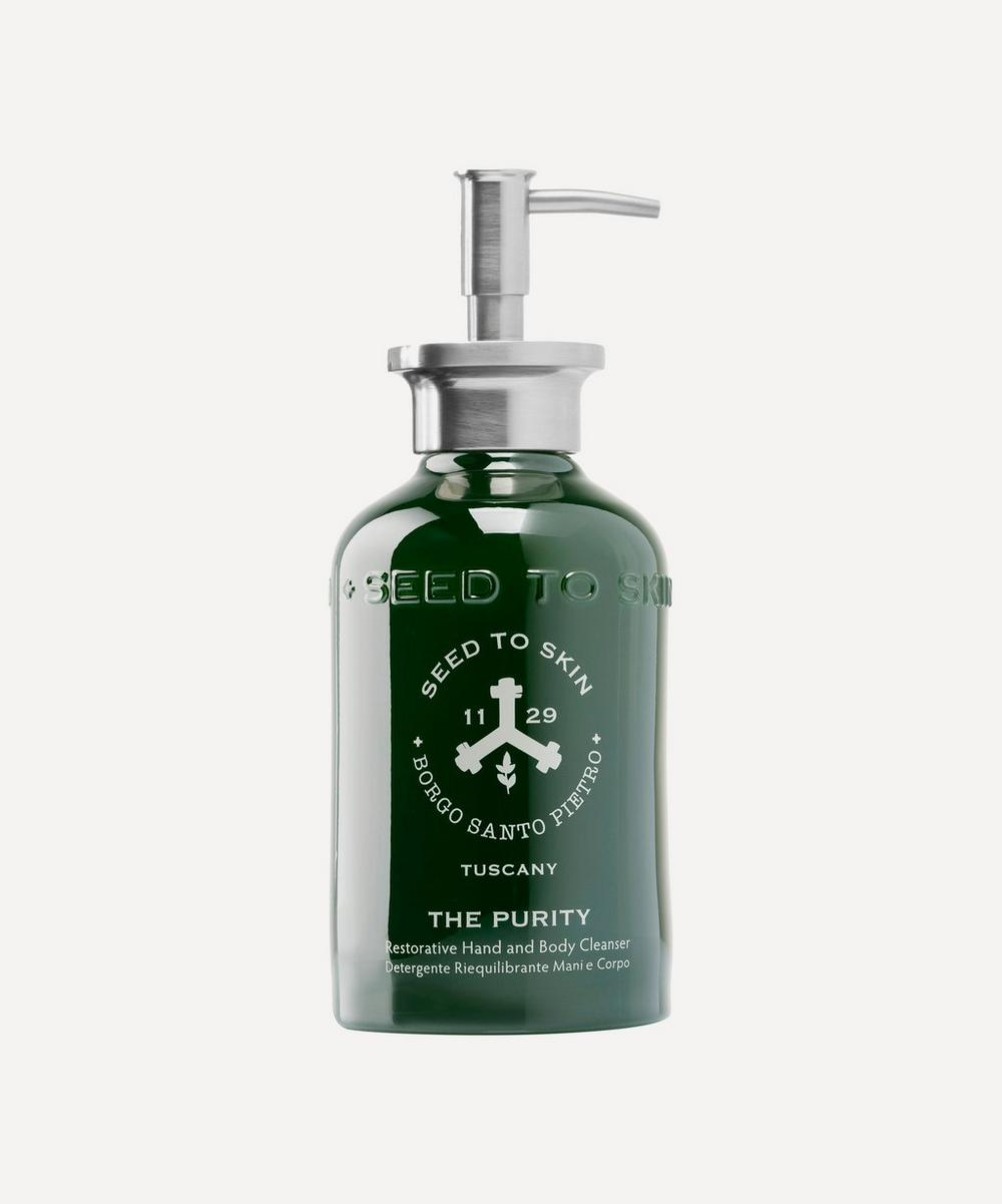 SEED TO SKIN - The Purity Restorative Hand and Body Cleanser 300ml