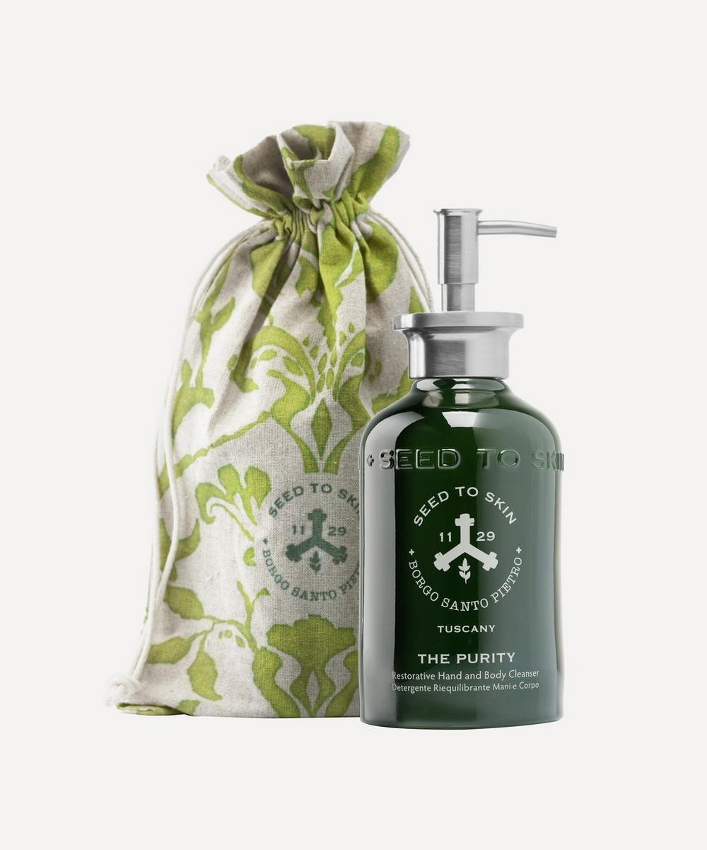 The Purity Restorative Hand and Body Cleanser 300ml