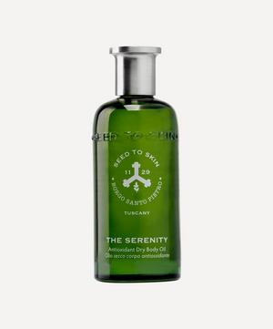 The Serenity Time Defying Dry Body Oil 150ml