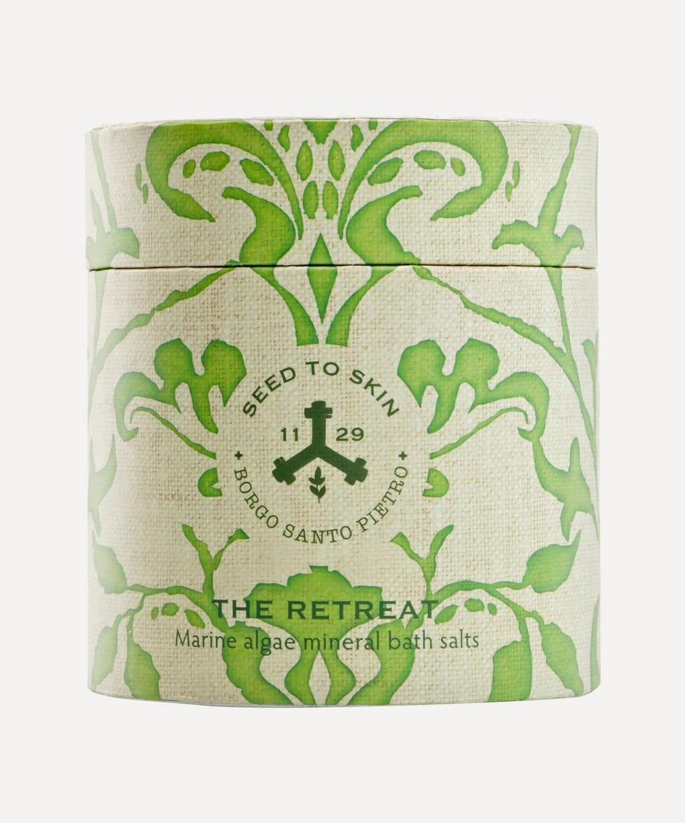 The Retreat Marine Algae Mineral Bath Salt 500g