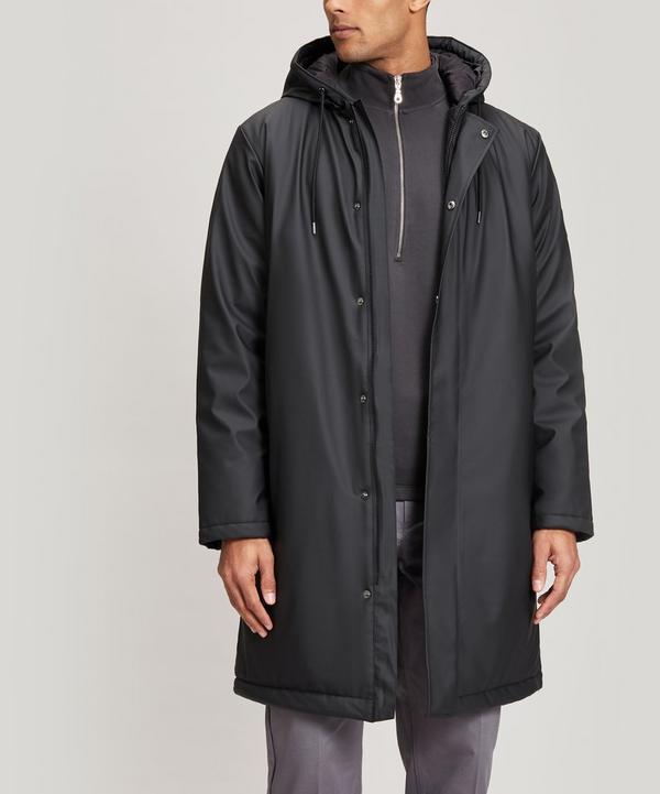 Long Light Padded Coat