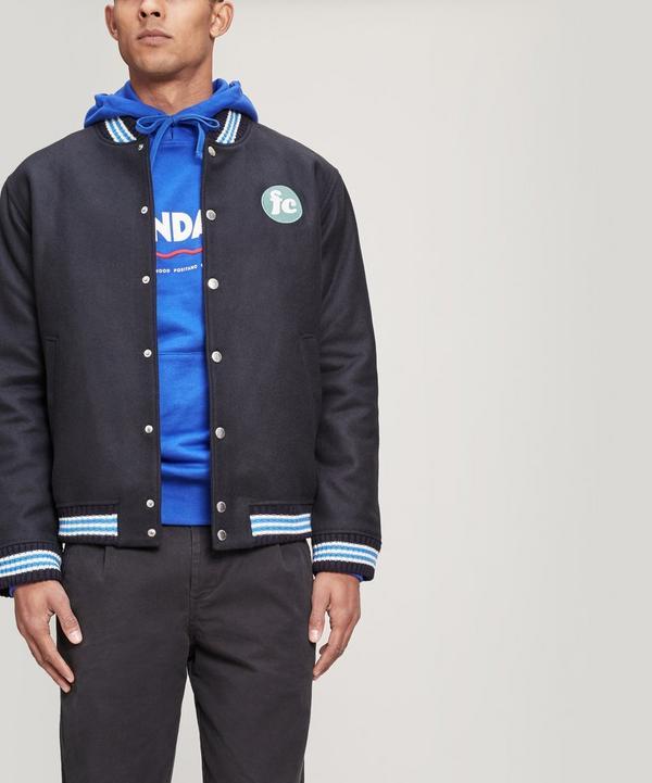 Wesley Fan Club Jacket