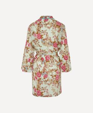 Beautiful Short Cotton Robe