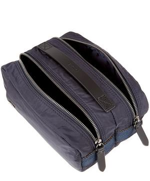 Double Nylon Washbag