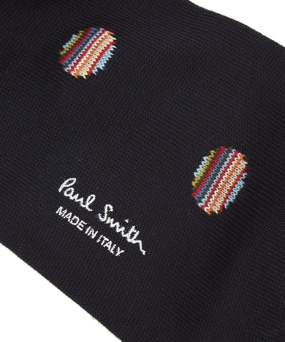 Polka Dot Striped Socks