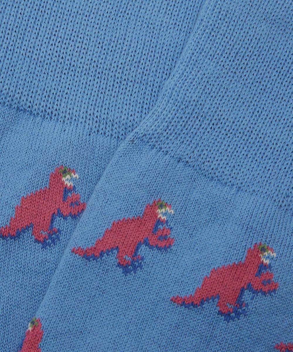 Dino Printed Socks
