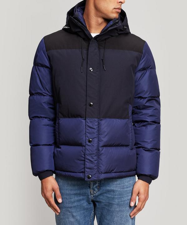 Roger Racing Bib Quilted Jacket
