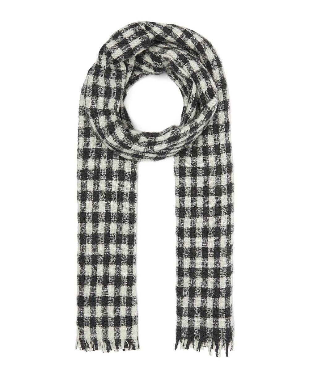 DESTIN GINGHAM SCARF