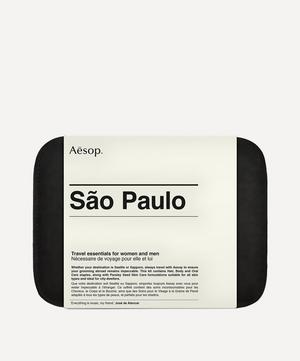 São Paulo Travel Kit