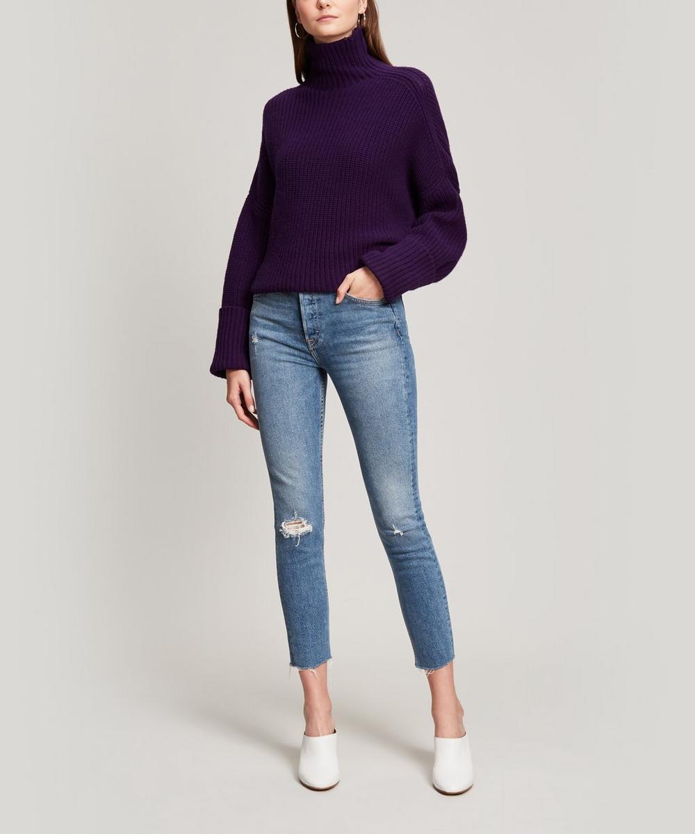 Karolina High-Rise Jeans