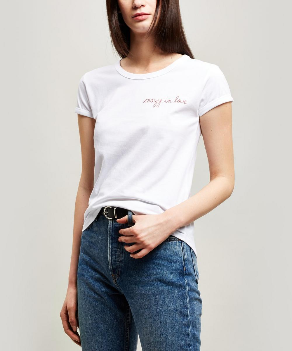 Maison Labiche CRAZY IN LOVE T-SHIRT