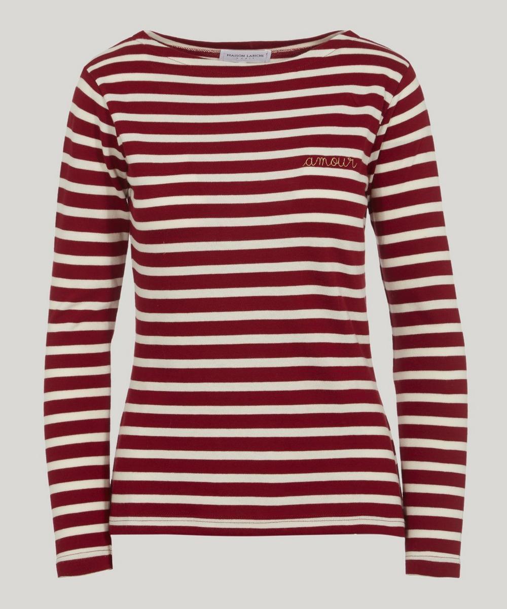 Amour Long Sleeve T-Shirt