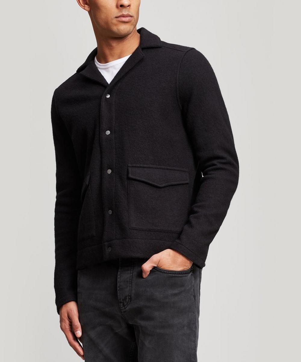 Felix Boiled Wool Jacket
