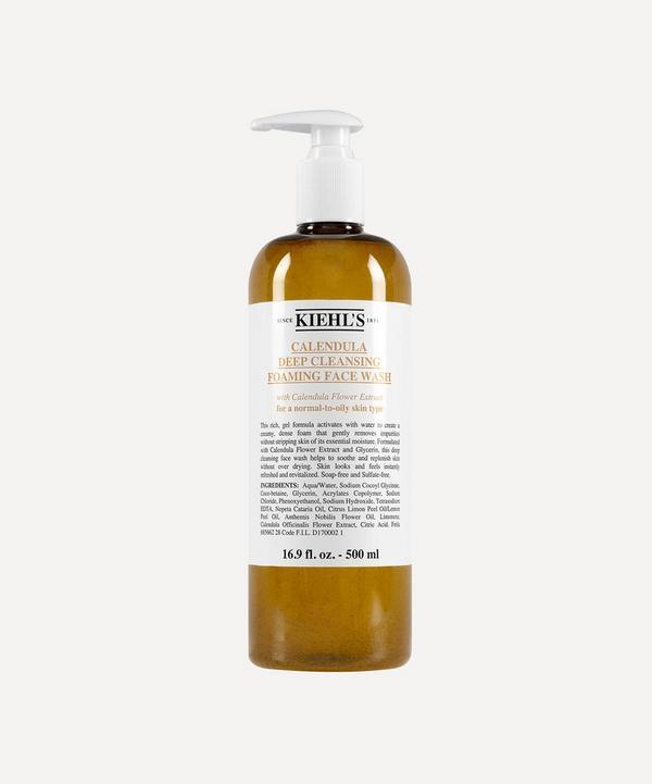 Kiehl's - Calendula Deep Cleansing Foaming Face Wash 500ml
