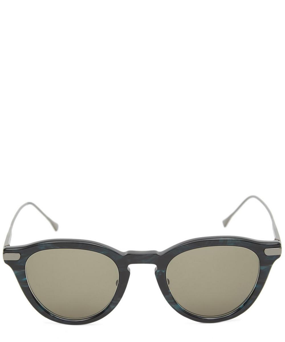 Le Vault Round Acetate Sunglasses