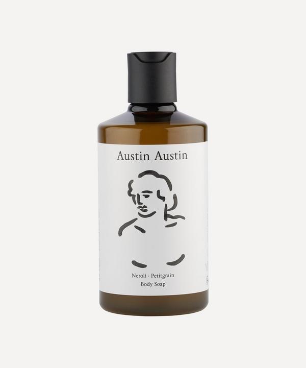 Austin Austin - Neroli and Petitgrain Body Soap 300ml