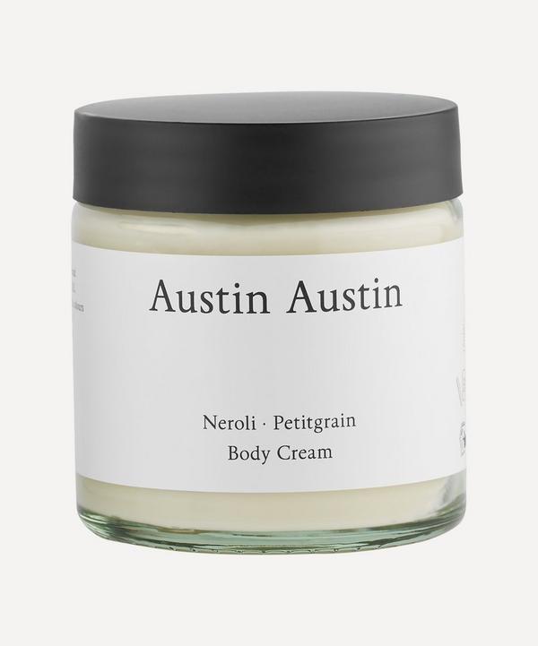 Austin Austin - Neroli and Petitgrain Body Cream 120ml