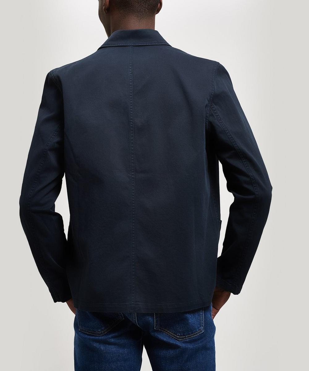 Oscar Three Pocket Overshirt
