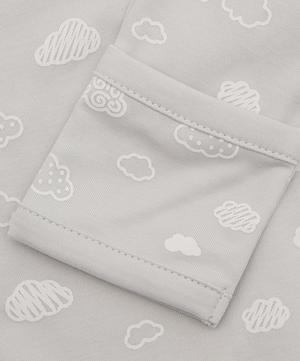 Cotton Cloud Print Baby Set 0-12 Months