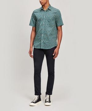 Barrington Men's Tana Lawn Cotton Shirt