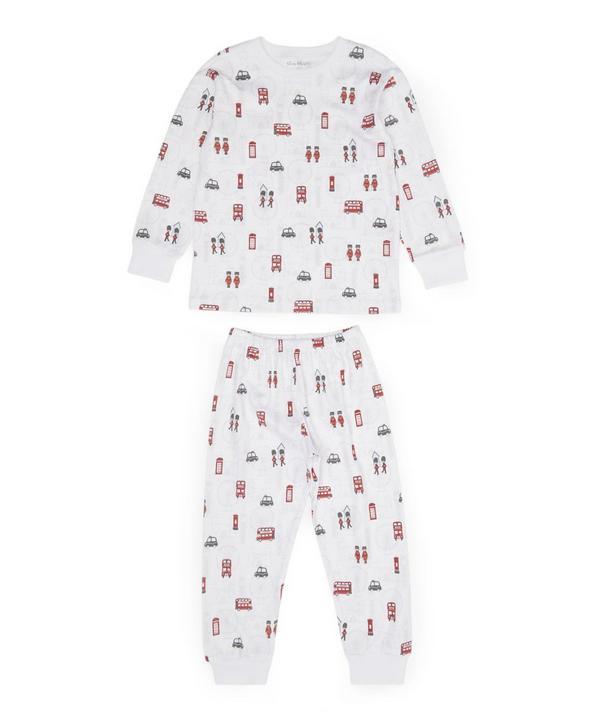 London Print Pyjama Set 2-6 Years ... 89e173332