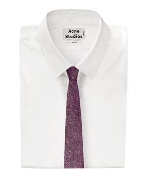 Arundel Woven Silk Tie