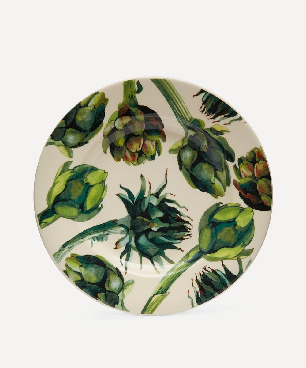 Vegetable Garden Artichoke 8.5 Inch Plate