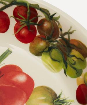 Vegetable Garden Tomatoes Pasta Bowl