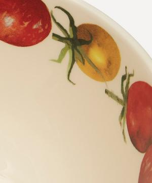 Vegetable Garden Tomatoes Medium Old Bowl
