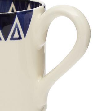 Mary Fedden Lions Half-Pint Mug