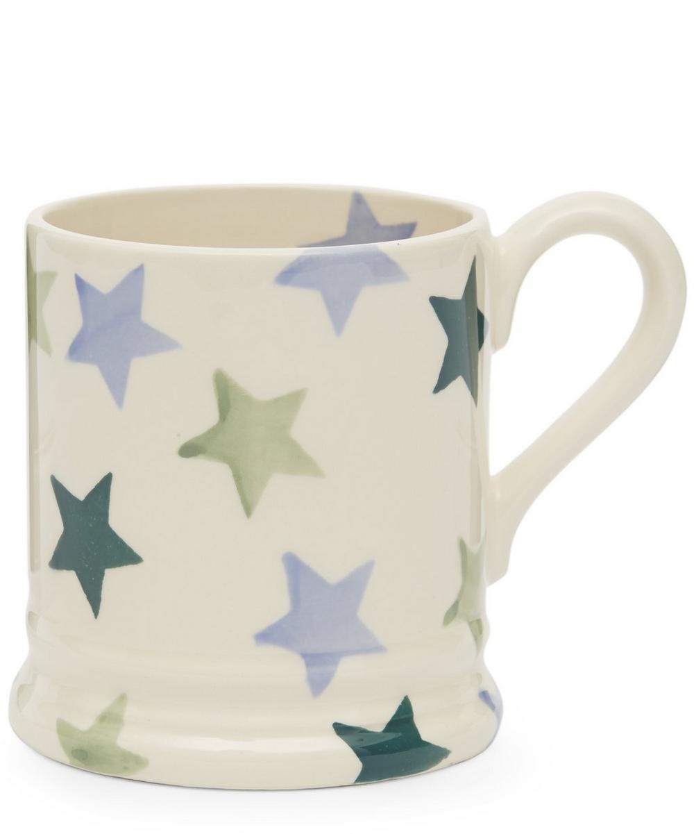 Winter Star Half-Pint Mug