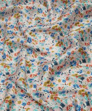 California Bloom Silk Satin